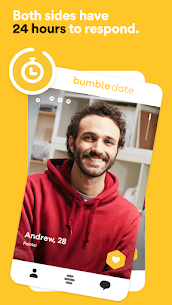 Bumble – Dating, Make New Friends & Networking Mod 5.209.1 Apk (Unlocked) 4