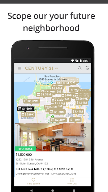 Captura 4 de CENTURY 21 Local para android