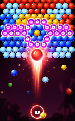 Bubble Shooter - Mania Blast apkpoly screenshots 8