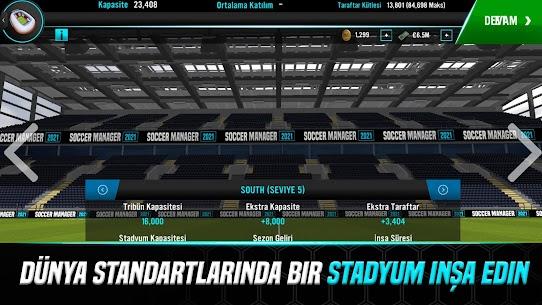 Soccer Manager 2021 – Son Sürüm Hileli APK 4