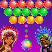 Shamans Pop - Bubble Shooter