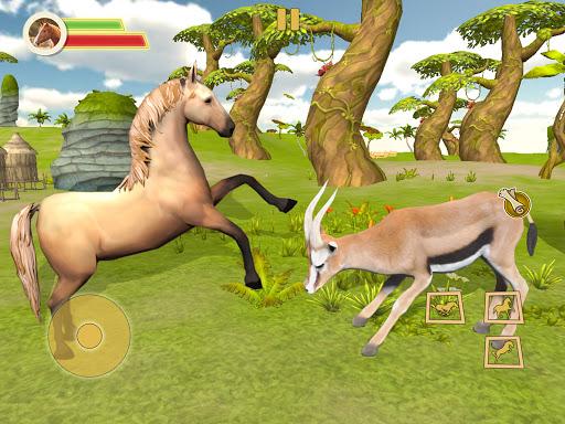Ultimate Horse Simulator - Wild Horse Riding Game 0.2 screenshots 8