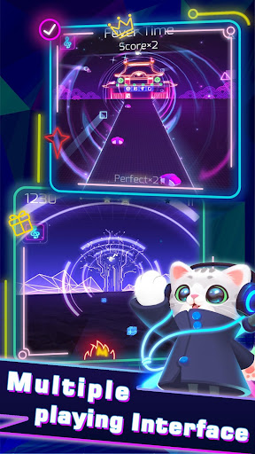 Sonic Cat - Slash the Beats 1.4.60 screenshots 6
