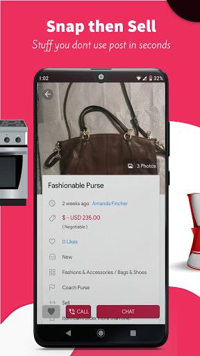 Legro - Buy & Sell Used Stuff Locally 3.6 Screenshots 4