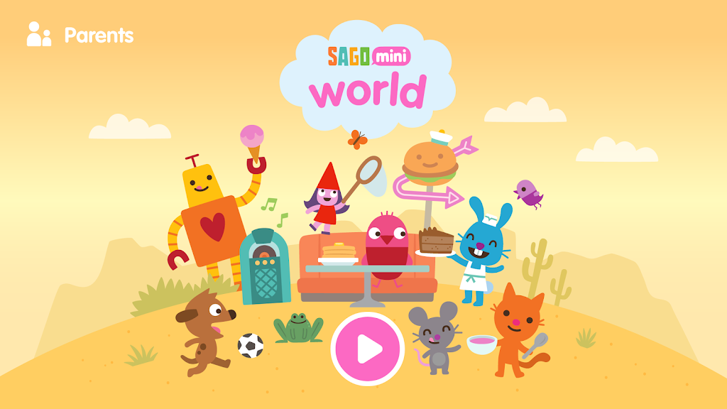 Sago Mini World: Kids Games  poster 15