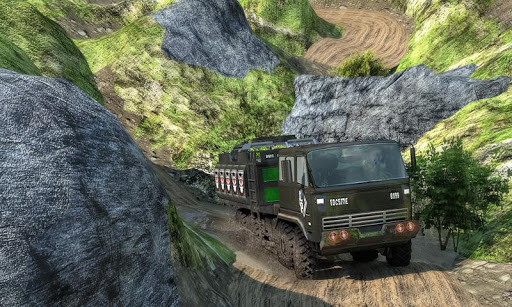 Offroad Mud Truck Simulator 2020: Dirt Truck Drive 1.8 Screenshots 3