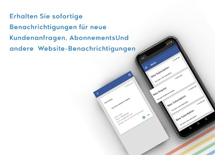 sofortig Webseite Erbauer: Websites.co.in Screenshot