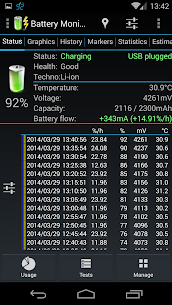 3C Battery Manager 3