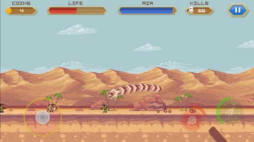 DEEP WORM II - dune attack  screenshots 5