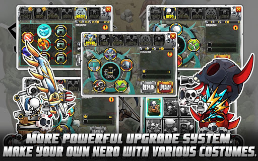 Cartoon Defense 5 1.2.8 screenshots 19