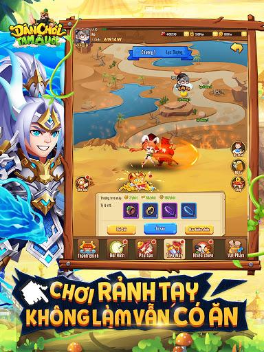 Du00e2n Chu01a1i Tam Quu1ed1c - Dan Choi Tam Quoc  screenshots 7