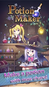 Potion Maker MOD Apk 3.9.5 (Unlimited Money) 1