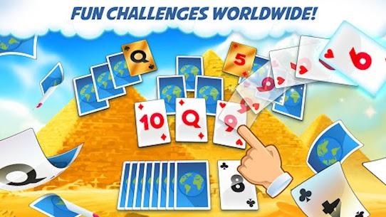 Destination Solitaire – TriPeaks Card Puzzle Game 5