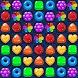 キャンディスウィートポップ:ケーキスワップマッチ - Androidアプリ