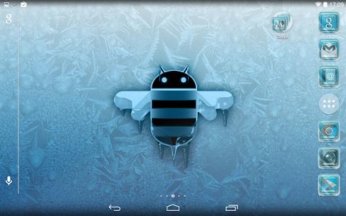 Frozen Android NOVA Launcher Theme – Iconpack Apk Download New 2021 4