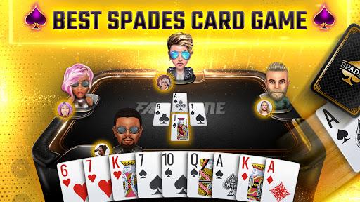 Spades Royale - Best Online Spades Card Games App  screenshots 1