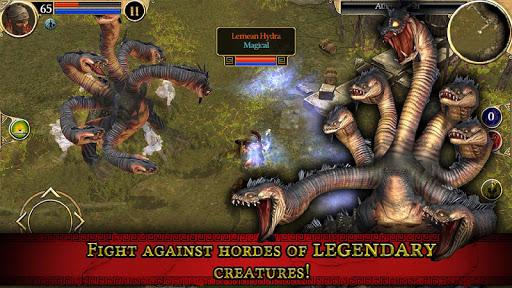 Titan Quest apkpoly screenshots 2