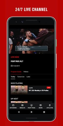 UFC screenshots 5