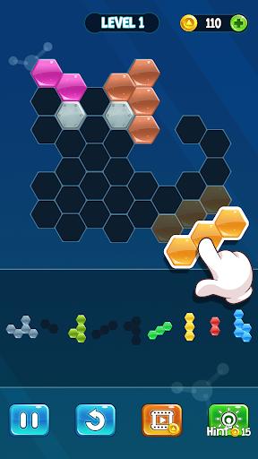 Block Puzzle Hexa Tangram 1.0.3 screenshots 3