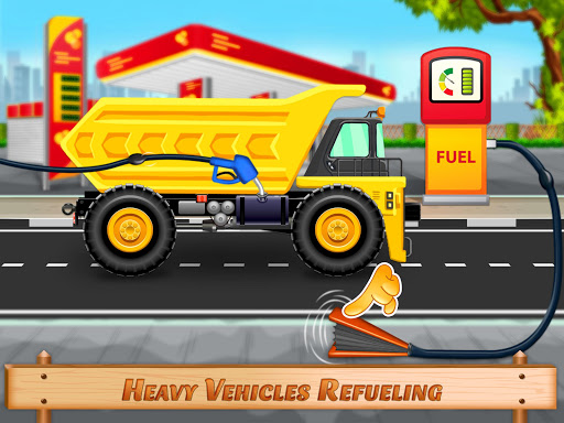 City Construction Vehicles - House Building Games screenshots 23