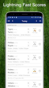 Baseball MLB Live Scores, Stats & Schedules 2020 1
