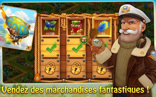 Télécharger Charm Farm - Village forestier mod apk screenshots 5