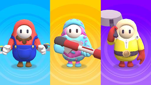 Fall Heroes.io - Fun Guys Smasher screenshots 15