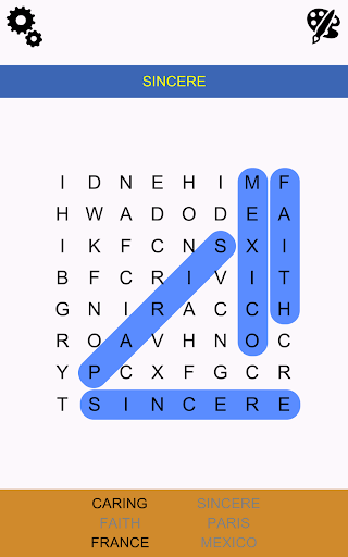 Word Search Epic 1.3.3 screenshots 7