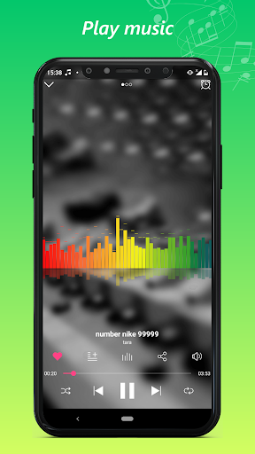 music player  screenshots 3