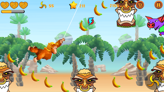 Swing Banana 1.3 screenshots 2