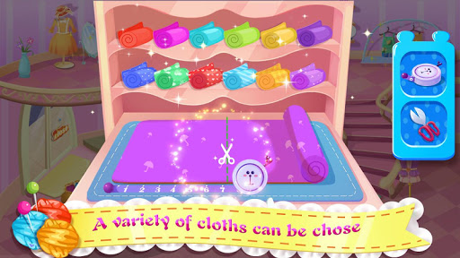 ud83dudccfud83cudf80Baby Tailor - Clothes Maker modavailable screenshots 6