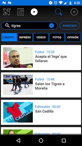 EL NORTE 3.6.1 screenshots 4