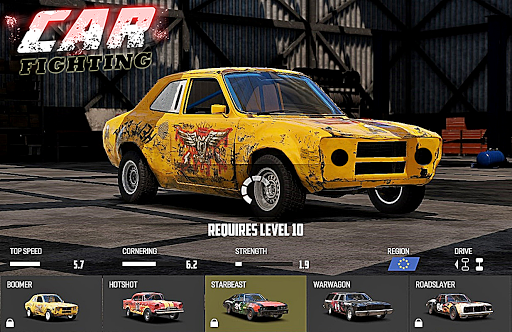 New Demolition Derby Destruction Car Crash Games 4.001 Screenshots 4