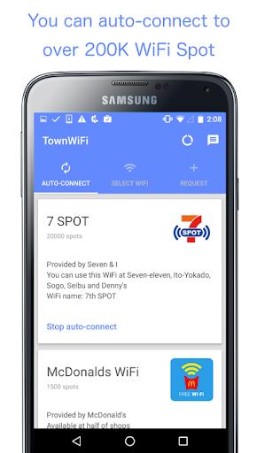 TownWiFi by GMO | WiFi Everywhere apktram screenshots 6