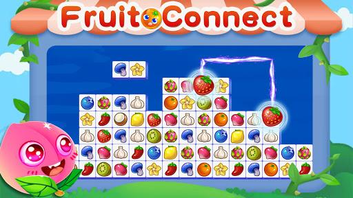 Fruit Connect: Onet Fruits, Tile Link Game Apkfinish screenshots 8