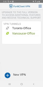 FortiClient VPN 2