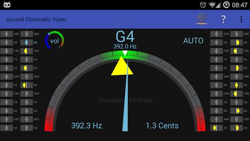 Accord Chromatic Tuner modavailable screenshots 3