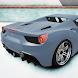 Parking Ferrari 488 Fun City