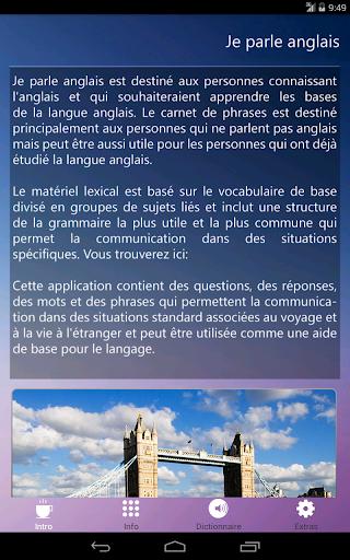 Download Je Parle Anglais Apprendre L Anglais Audio Cours Free For Android Je Parle Anglais Apprendre L Anglais Audio Cours Apk Download Steprimo Com
