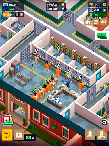 Prison Empire Tycoon - Idle Game screenshots 12