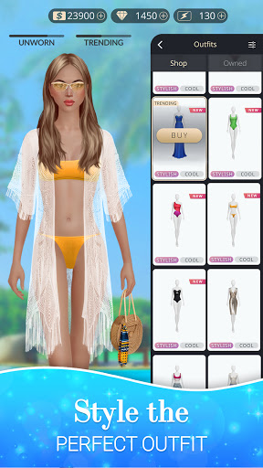 Fashion Nation: Style & Fame 0.15.6 screenshots 4