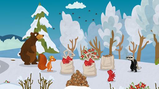 Squirrel & Bu00e4r - Wintersause  screenshots 4