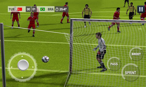 Real World Soccer League: Football WorldCup 2020 2.0.1 Screenshots 8