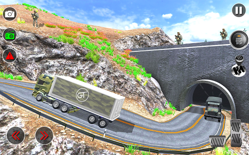 Mountain Truck Simulator: Truck Games 2020  screenshots 3