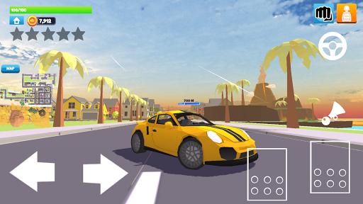 Rage City - Open World Driving And Shooting Game Apkfinish screenshots 22