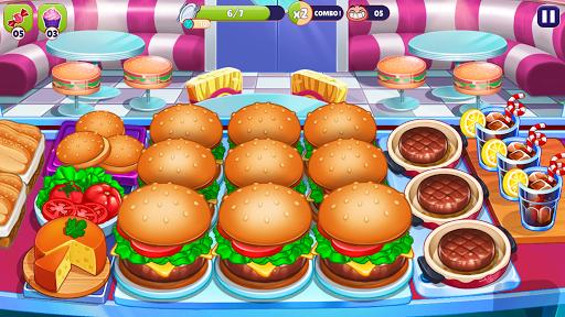 Cooking Fantasy - Jeux de Cuisine 2020 APK MOD – ressources Illimitées (Astuce) screenshots hack proof 1