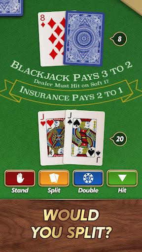 Blackjack apktram screenshots 3
