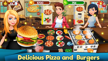 Kitchen Chef Cooking Games Madness Cook Restaurant