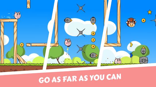 Pig Jump Demo Hack Online (Android iOS) 3