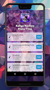 Piano Tiles - Kally's Mashup 2020